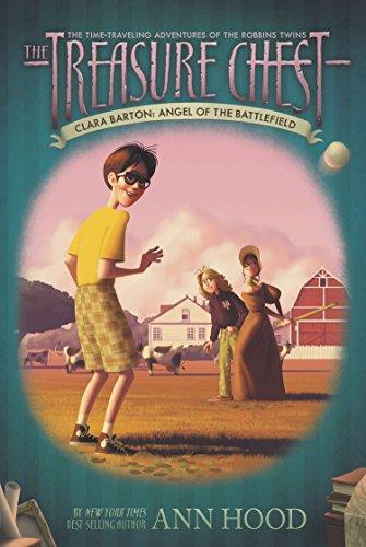 Clara Barton #1: Angel of the Battlefield (The Treasure - Treasure Angel