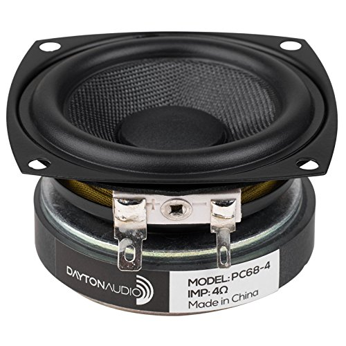 Dayton Audio PC68-4 2-1/2