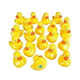 2.5'' Plastic Duck Matching Game (20Pc/Un)