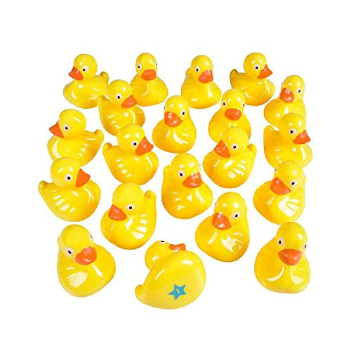 2.5'' Plastic Duck Matching Game (20Pc/Un) by Bargain World