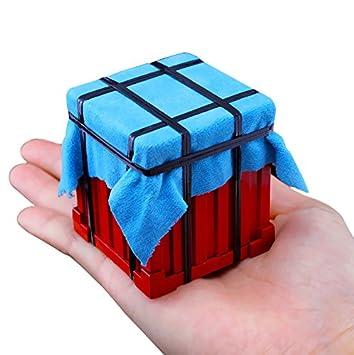 cb74dd04a1ba PUBG Multi-Functional Storage Box Eat Chicken Game Metal Ashtray ...