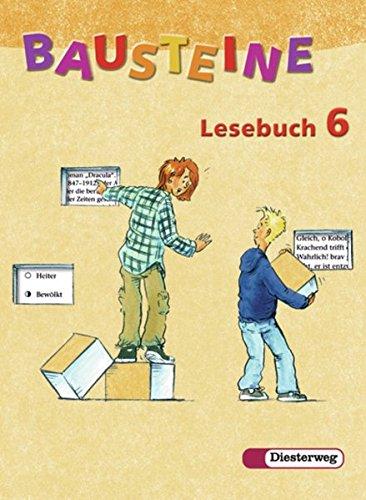 Bausteine Deutsch - Klasse 5/6 Berlin/Brandenburg: Lesebuch 6