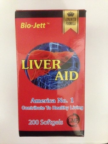 Liver Aid America No 1 Contribute To Healthy Living 200Softgels