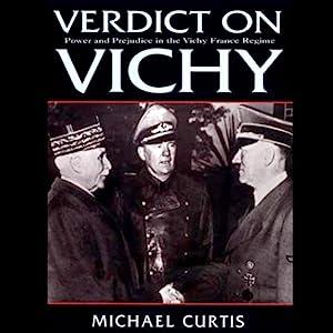 Verdict on Vichy Audiobook