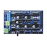 ARQQ Ramps 1.6 Expansion Control Panel with Heatsink Upgraded Ramps 1.4/1.5 for 3D Printer Board