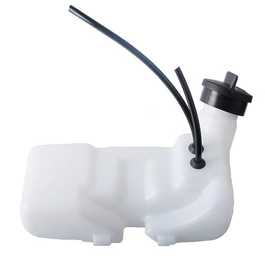 Poweka 4137 350 0410 Tanque de Combustible para Tanque de Gas con ...
