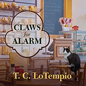 Claws for Alarm Audiobook