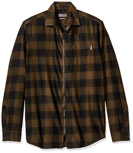 Jack and Jones 12123419 Camisa Casual para Hombre, Forest Night, Mediano