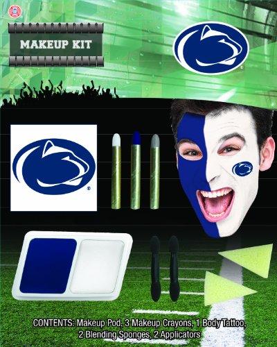 Paper Magic Men's Pennsylvania State University Make-up Kit, Blue/White, One Size