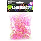 Touch of Nature Loom Bands Glow-in-The-Dark, Assortment