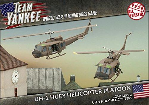 Team Yankee United States UH-1 Huey Transport Platoon