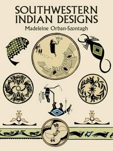 Southwestern Indian Designs (Dover Pictorial Archive)