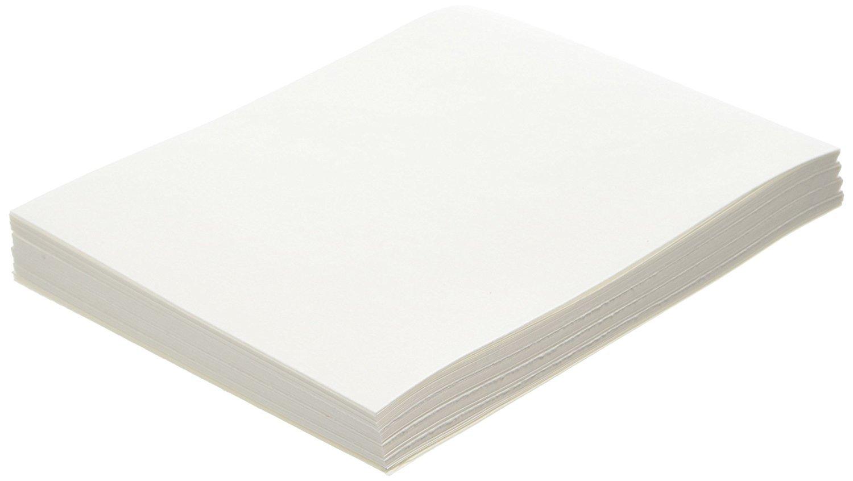 Camlab 1172410 Grado 601 [1] Filtro de uso general Papel de lija, filtrado de tamañ o mediano, 26 x 31 mm (100 unidades) filtrado de tamaño mediano 26x 31mm (100unidades)