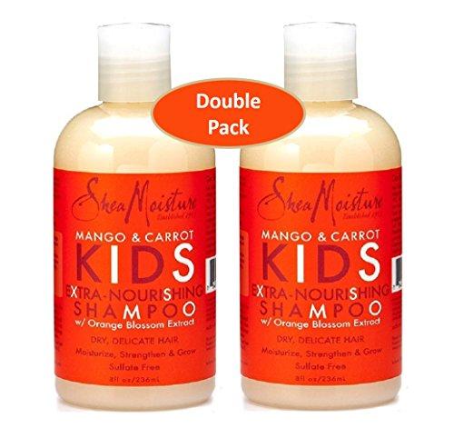Shea Moisture Extra Nourishing Shampoo Blossom
