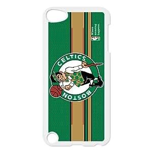 Custom Boston Celtics Hard Back Cover Case for iPod touch 5th IPH1135