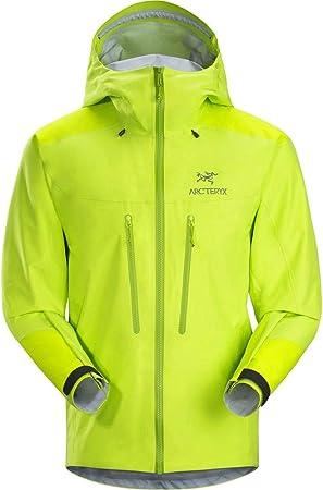Arcteryx Alpha AR Jacket Men Gore TEX® Pro Jacke: Amazon