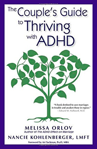Couples Guide Thriving ADHD product image