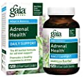 Gaia Herbs Adrenal Health Daily Support Liquid Phyto-Caps