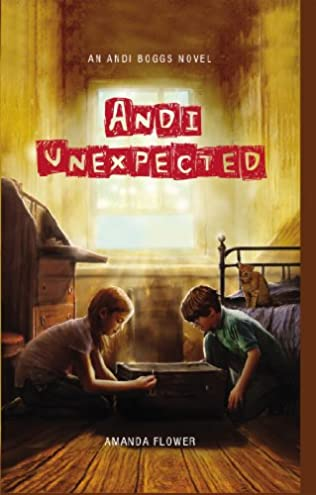 book cover of Andi Unexpected