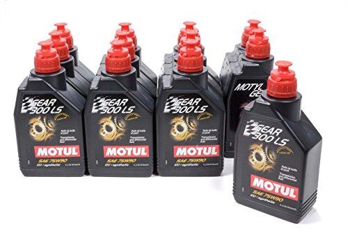 (Motul 105778 300 LS SAE 75W90 Gear Oil, 1 Liter)