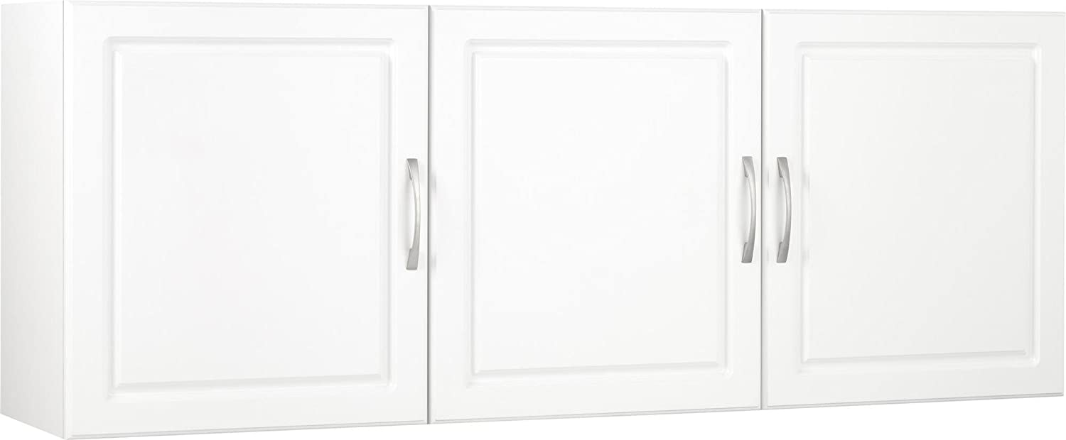 "SystemBuild Kendall 54"" Wall Cabinet, White"