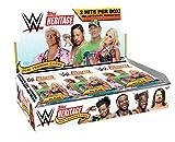 2018 TOPPS WWE HERITAGE - Hobby Box