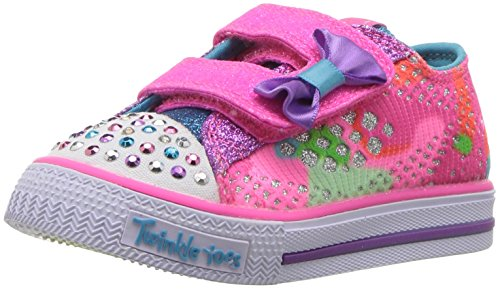 Skechers Kids Kids' Shuffles-Little Lovely Sneaker
