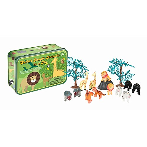 Master Toys Safari Play Set in Tin - Farm Tin