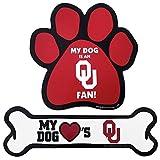 Oklahoma Sooners Paw or Bone Magnet Bone Review