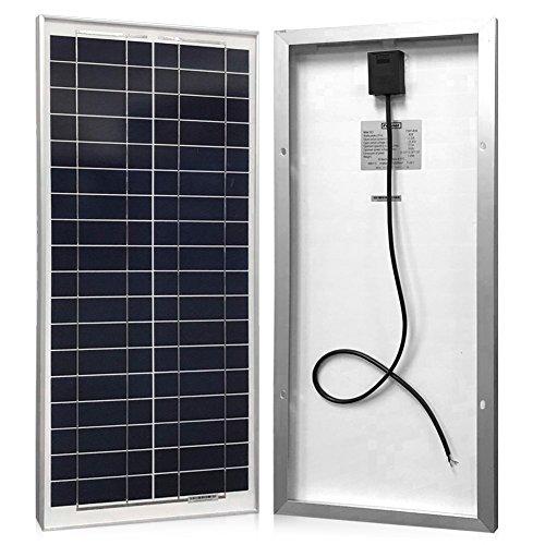12 Volt Solar Panel Battery Charger - 9