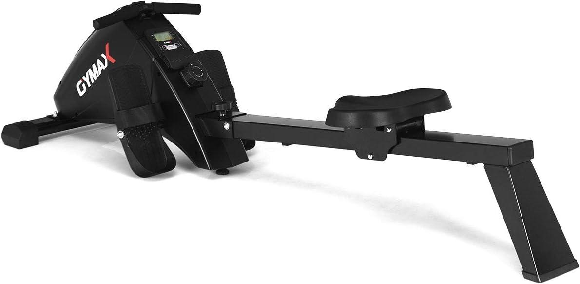 GOPLUS Magnetic Rowing Machine Foldable