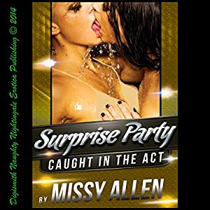 Surprise Party: Rick's Wife Likes Girls Too, Surprise! Audiobook