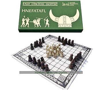 Masters Hnefatafl El Juego De Vikingos Amazon Es Juguetes Y Juegos