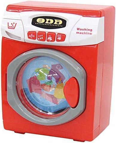 Lavadora automática con luz y sonido: Amazon.es: Juguetes y juegos