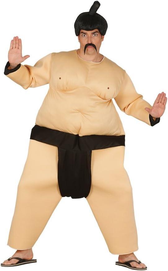 Traje de luchador de sumo acolchado: Amazon.es: Juguetes y juegos