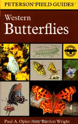 A Field Guide to Western Butterflies - Book #33 of the Peterson Field Guides