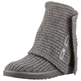 Ugg Womens Classic Cardy, Grey,8 M US