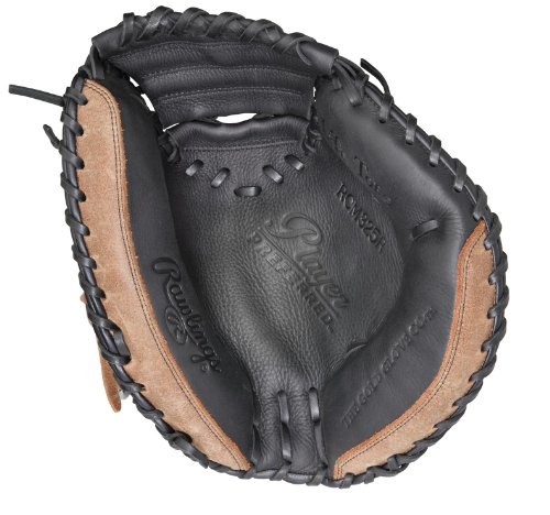 Rawlings Player Preferred Series 32.5-inch Catcher's Mitt, Right-Hand Throw (Preferred Baseball Catchers Mitt)