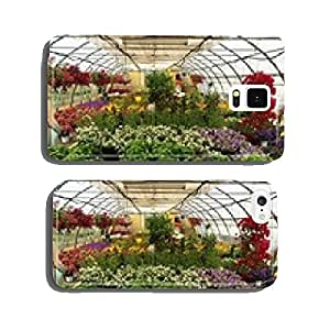 Greenhouse with plants cell phone cover case iPhone6