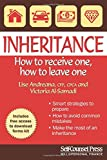 Inheritance: How to receive one; how to leave one