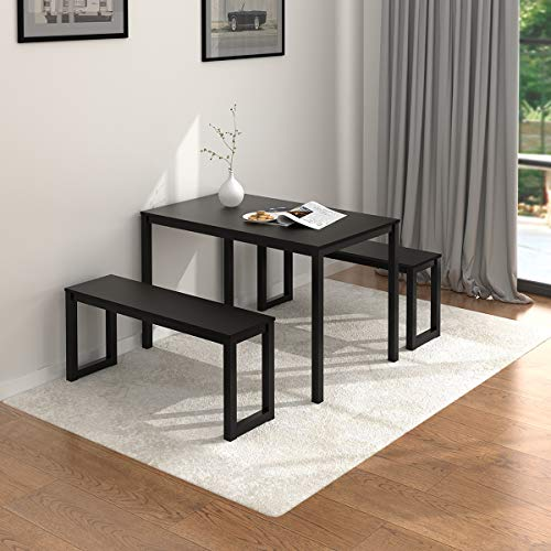 4 Person Dining Set - 5