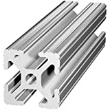 """80/20 Inc., 1010, 10 Series, 1"""" x 1"""" T-Slotted Extrusion x 97"""""""