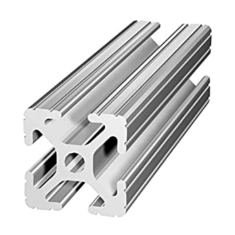 80 20 Inc 1010 10 Series 1 X 1 T Slotted Extrusion X 48