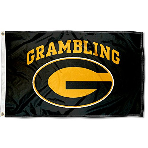 State University Tigers (Grambling State Tigers GSU University Large College Flag)