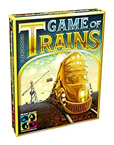 Brain Games Game of Trains Strategy Card