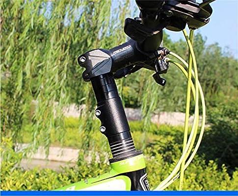 Mountain Bike MTB Handlebar Front Fork Stem Riser Aluminum Rise Extender H1