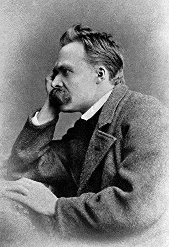 Friedrich Nietzsche Poster, German Philosopher, Poet, Philosophy