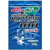 オリヒロ アクティブプロテイン100 360g【3袋セット】