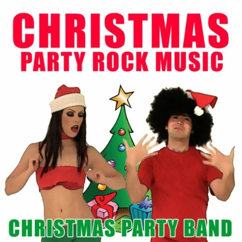 Run rudolph rock roll mas by christmas party