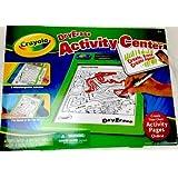 Crayola Dry Erase Activity Centre
